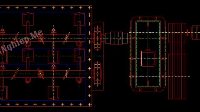 Thiết kế máy trộn bê tông nhựa nóng
