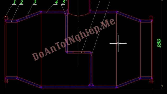 Xây dựng quy trình công nghệ hàn để chế tạo kết cấu: Thùng lọc chất lỏng