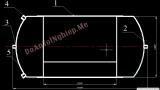 Thiết kế chế tạo vỏ thùng chứa chất lỏng