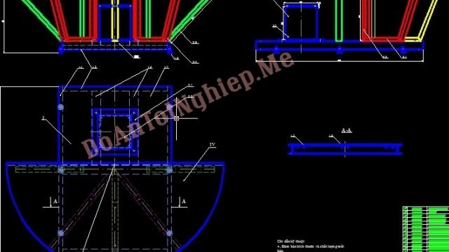 Tìm hiểu, phân tích và tính toán kết cấu hàn trong thực tế