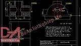 Thiết kế quy trình gia công chi tiết thân đồ gá H19