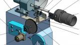 Mô phỏng chuyển động máy hàn tự động