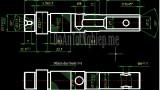 Thiết kế quy trình gia công chi tiết trục quạt trần T1