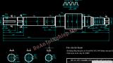 Thiết kế quy trình công nghệ gia công chi tiết trục vít máy phay lăn răng 5K310, bản vẽ số  40.231