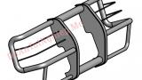 Thiết kế quy trình hàn bảo hiểm BADOSOC trước cửa oto ZACE