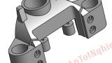 Thiết  kế quy trình công nghệ chế tạo chi tiết càng chữ A C110