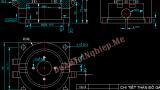 Thiết kế quy trình công nghệ gia công chi tiết thân đồ gá