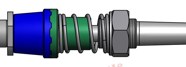 Lập quy trình công nghệ gia công chi tiết thân trục gá trong trục gá bảo hiểm khi tiện