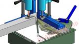 Thiết kế quy trình công nghệ gia công đồ gá hàn khung cửa nhựa
