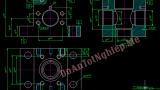 Thiết kế quy trình công nghệ gia công chi tiết nắp trục