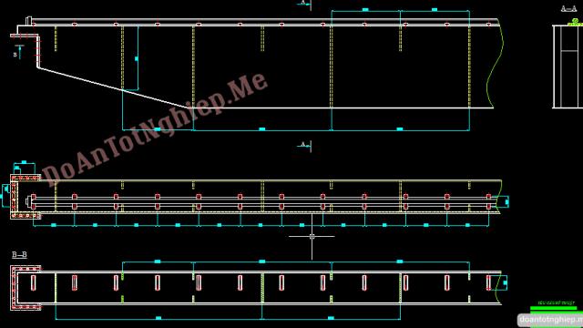 Thiết kế cầu trục 2×3 tấn