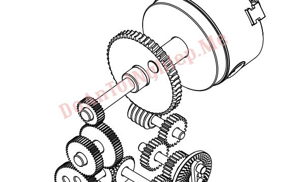 Cấu tạo và mô phỏng hoạt động cơ cấu phân độ