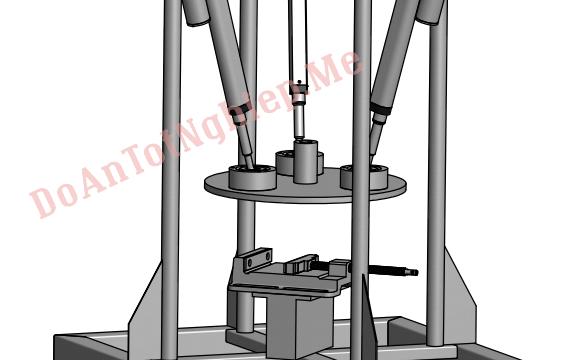 Cấu tạo cơ cấu đầu gia công CNC