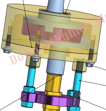 Thiết kế đồ gá khoan lỗ vuông, lập quy trình gia công 2 chi tiết điển hình