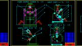 Thiết kế máy cắt đột thép chữ V