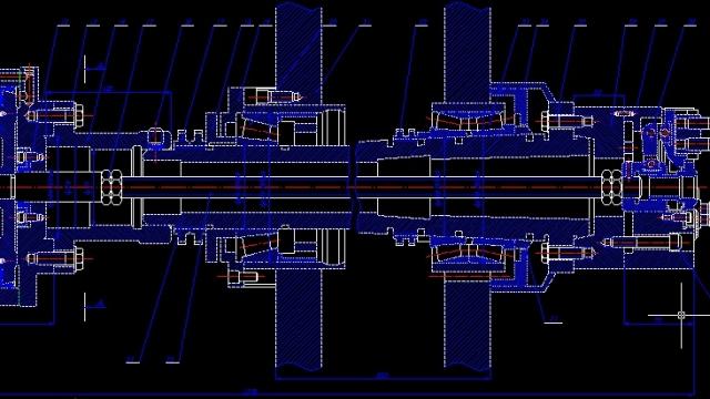 Thiết kế đồ gá khí nén vạn năng dùng trên máy tiện